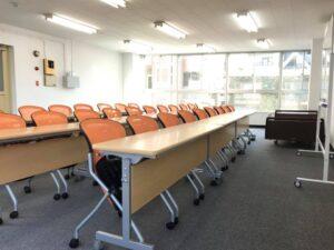 むさし介護アカデミー 教室内装が完成間近です!